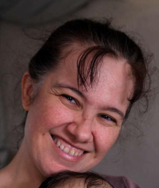 Karine, créatrice du grenier au chouette